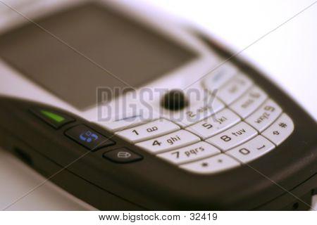 Cellphone Close-up