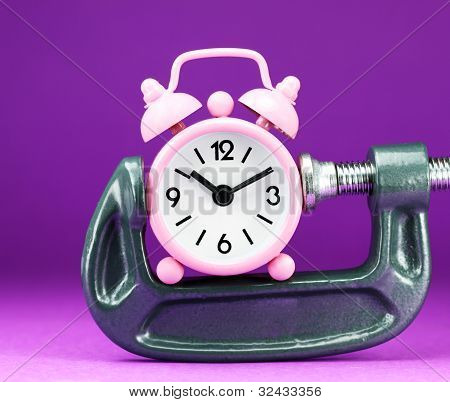 Pink Time Pressure