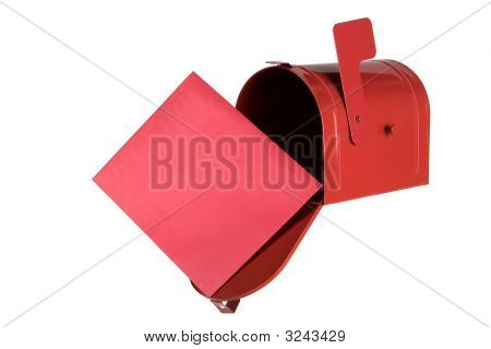 Mailbox And Card