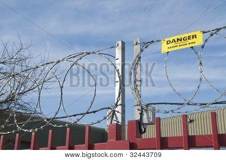 Razor Burb Wire