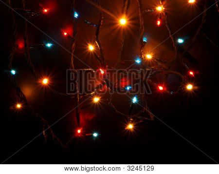 Colored Abstract Lights