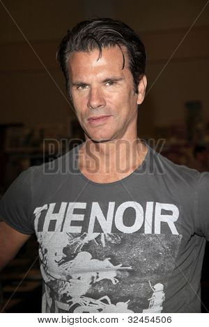 BURBANK - APR 22:  Lorenzo Lamas participates at
