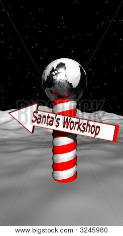 Directions To Santa'S Workshop