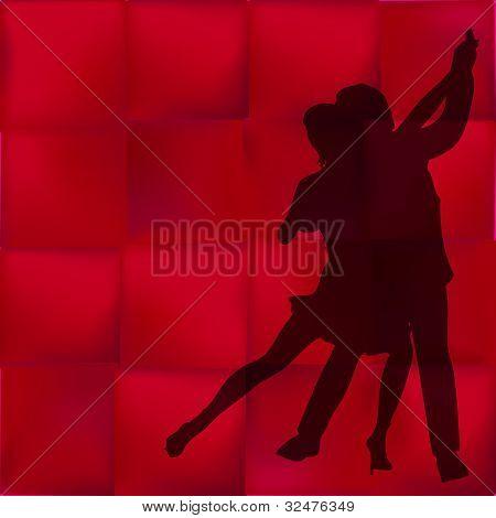 Ballroom Dance Flyer