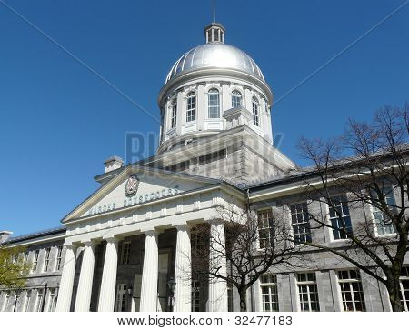 Marche Bonsecours in Montreal, Canada