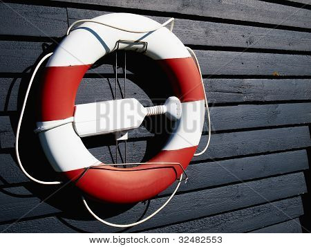 Life Buoy Preserver Ring Belt