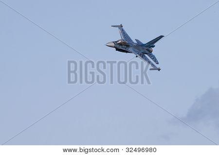 Belgian Display team F-16