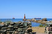 picture of sakhalin  - Seaport on Sakhalin - JPG