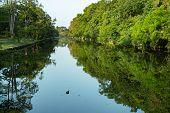 Ruins Of The Ancient City Anuradhapura, Sri Lanka. Kuttam Pokuna Twin Ponds Are Bathing Tanks Or Poo poster