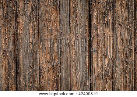 Grunge Wooden Board Texture