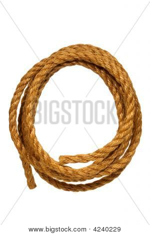 American West Rodeo Ranching Sisal Rope