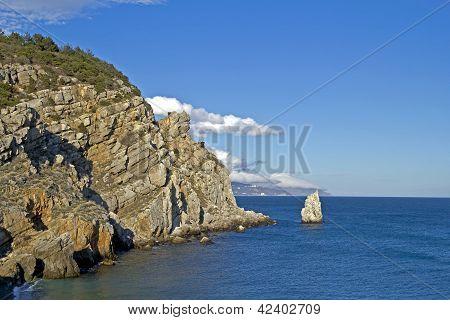 Cape Limen-burun , Crimea