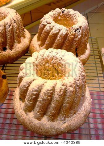 Kougelhof Cakes