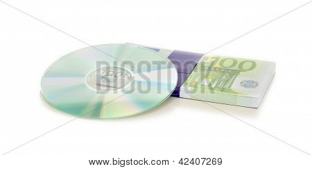 Selling Information On A Cd