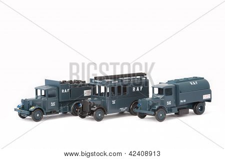 Raf Ground Crew Support Vehicles