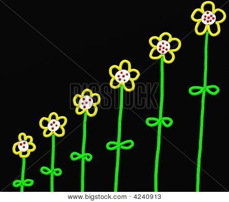 Stick Flowers