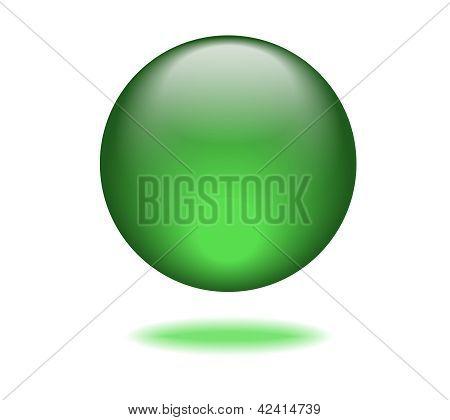 Orb verde