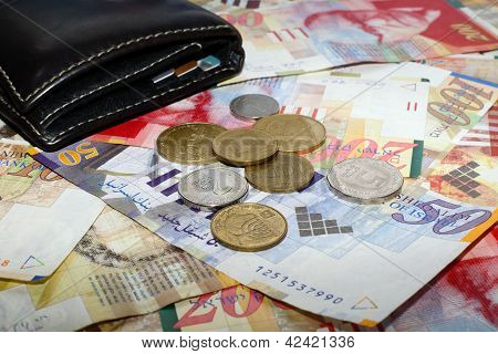 israelische Geld