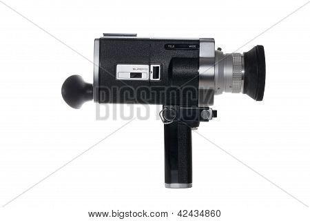 8mm - Old Film Camera