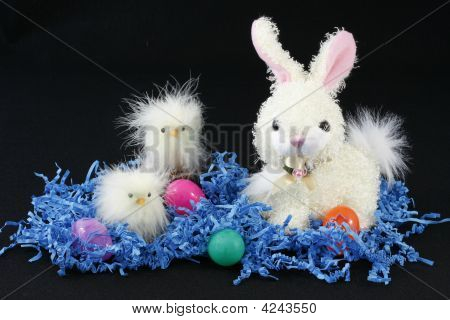 Easter Fluffy Friends
