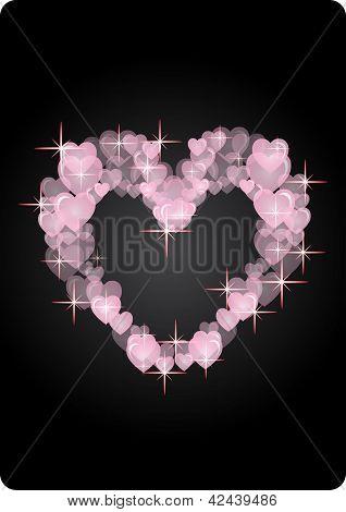 coração sofisticada