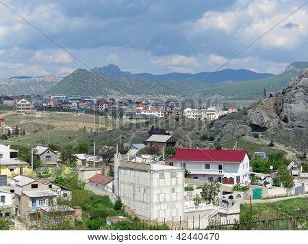 City Sudak
