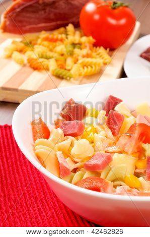 Macaroni Time