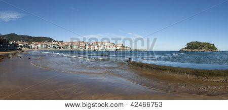 Beach Of Lekeitio, Bizkaia, Spain