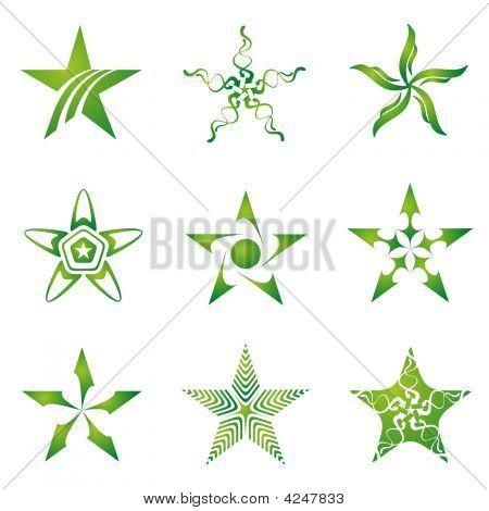 Set Of Stars