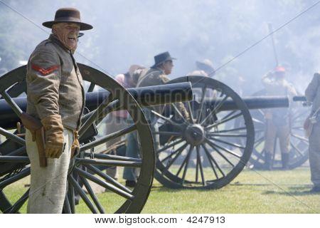 Civil War Re Enactment