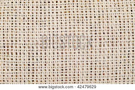 Linen canvas background