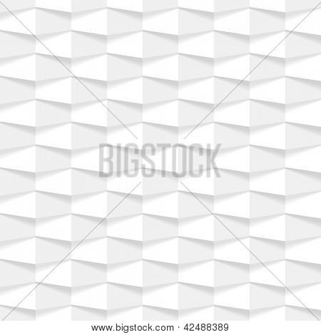 Abstract 3d geometric background. vector illustration