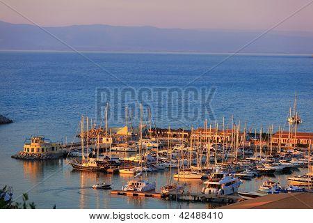 Port In Tropea