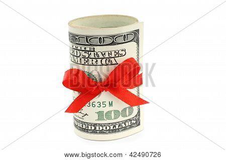 Money present