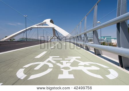 Third Millenium Bridge, Zaragoza, Aragon, Spain