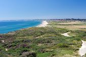 Bournemouth From Hengistbury Head