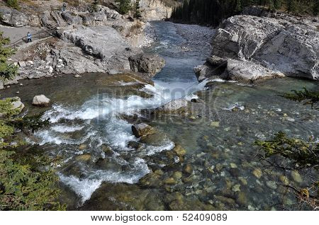 Rapid Water, Elbow River Alberta
