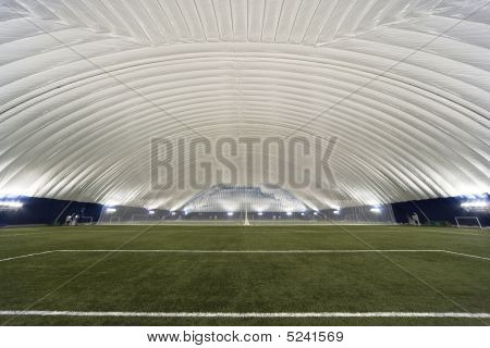New Sports Dome Interior