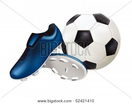 Football & Stud
