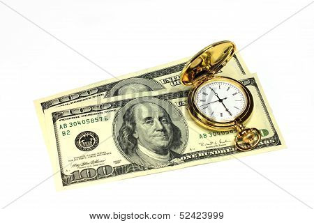 time for money