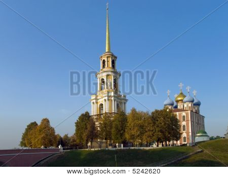 The Ryazan Kremlin