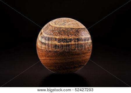 Picture Jasper Stone Sphere