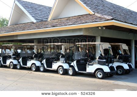 Golf Cart Parking 2