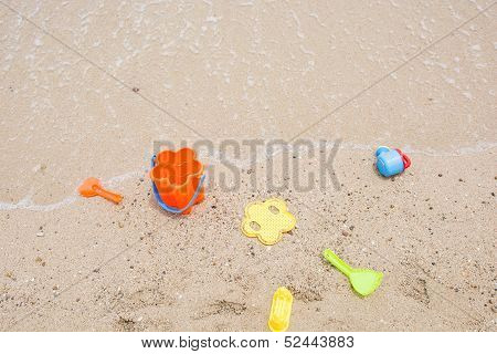 Toys For Childrens Sandboxes