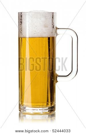 jar of beer
