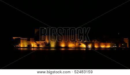 Vaxholm Castle In Stockholm