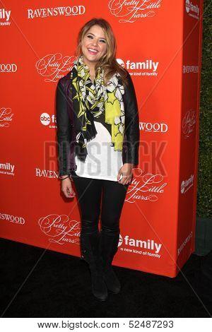LOS ANGELES - OCT 15:  Ashley Benson at the