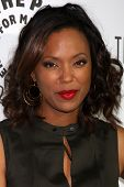 LOS ANGELES - OCT 16:  Aisha Tyler at the 2013 Paley Center For Media Benefit Gala at 21st Century F
