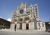 Cathedral At Siena