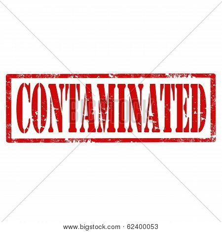 Contaminated-stamp